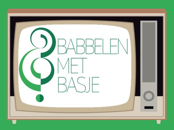 Logo Babbelen met Basje
